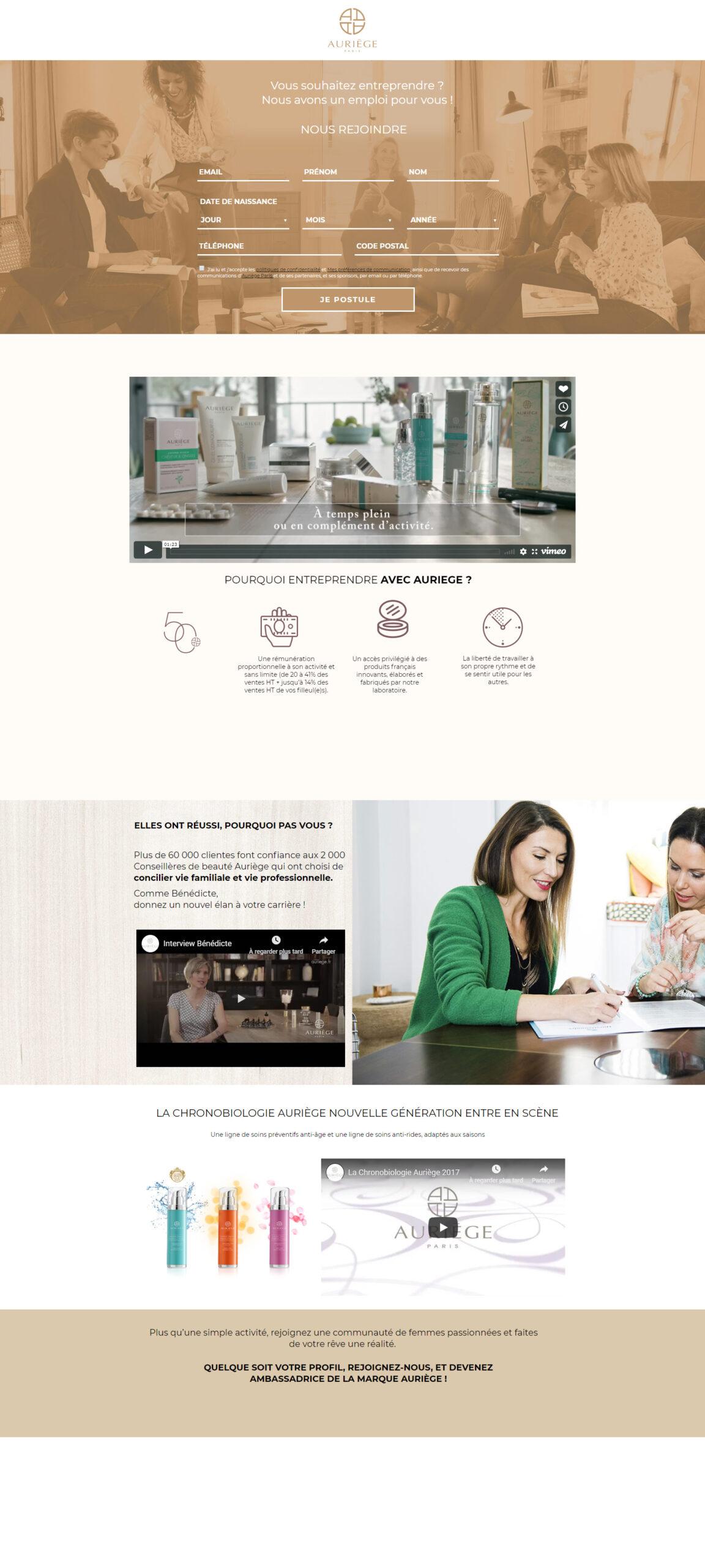 Création site internet 77